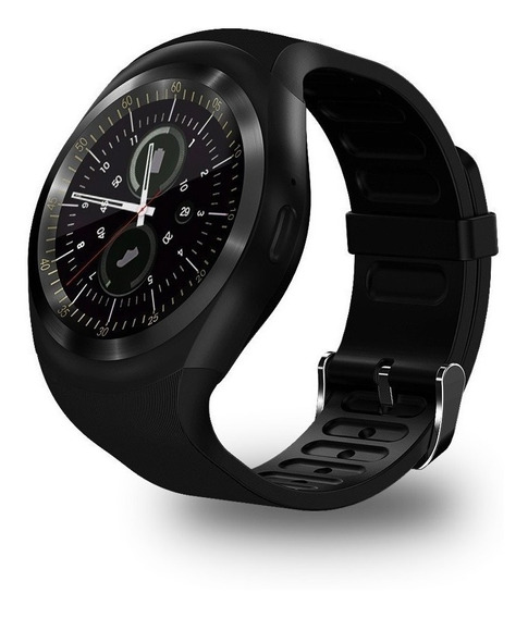 Relógio Android Monitor Cardiaco Smart-watch Inteligente Y1s