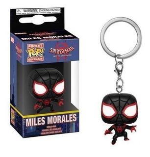 Funko Pop! Keychain: Anim. Spider-man - Miles Morales 34756