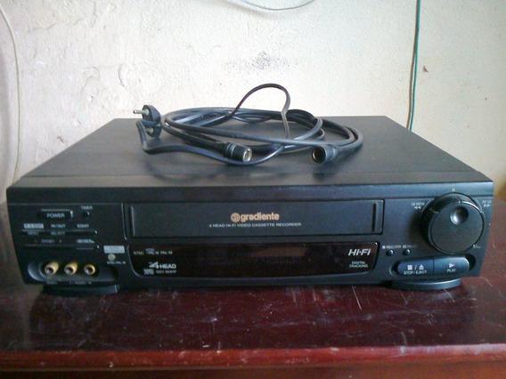 Video Cassete Gradiente Gsv-904hf (( Hi Fi Stereo ))