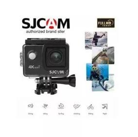 Sjcam Sj4000 Air 4k Wifi + Acessórios Completos!!!