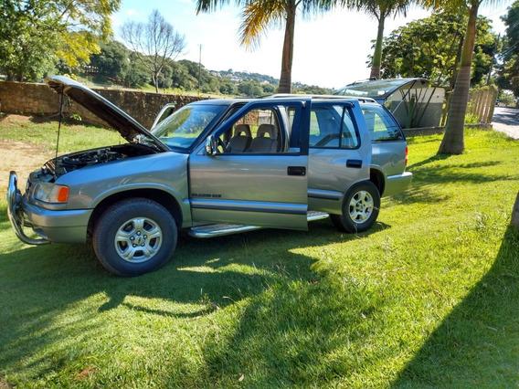 Blazer Dlx 4.3 V6 1997 Raridade Impecavel
