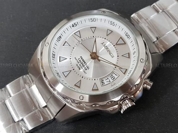Relógio J.springs By Seiko Calendário Perpetual Bjc008