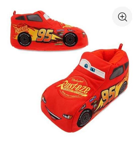 Cars De Disney Store Pantuflas Modelo 8 $ 690.00
