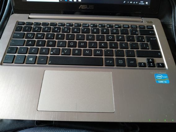 Notebook Asus S200e/ I3/2gb/500/touch
