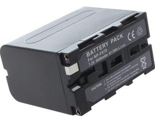 Batería Npf970 Recargable Camara Fotográfica Y Lamparas Led
