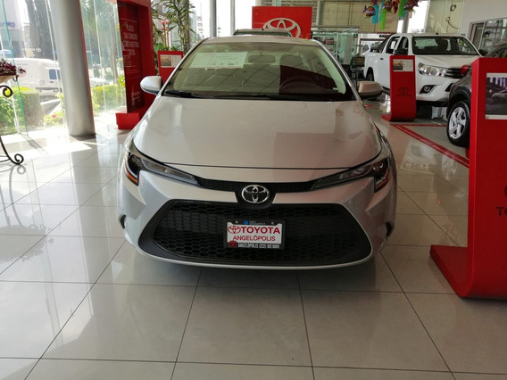 Toyota Corolla Base Mt 2020