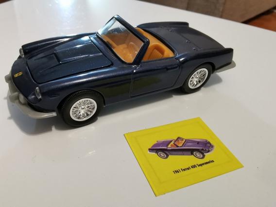 Auto Colección Ferrari 1961 Superamerica 400 Shell Belgrano