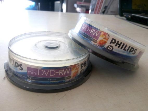 Mini Dvd - Rw Philips