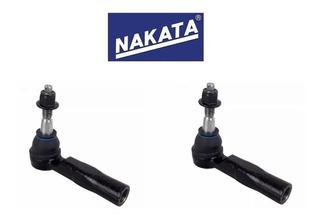 Kit X 2 Extremo De Direccion Nakata Chevrolet Cruze