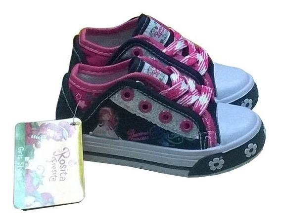 Zapatos Rosita Fresita De Nina Jean Deport Convers S12