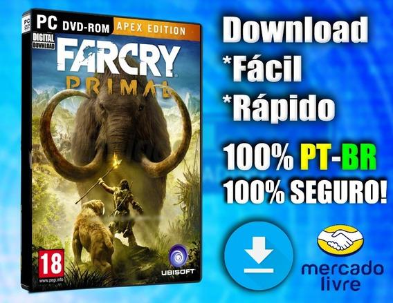 Far Cry Primal - Pc - Completo Em Português! Midia Digital!
