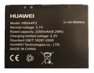 Bateria Hb5a4p2 Tablet Huawei Ideos S7 2200mah