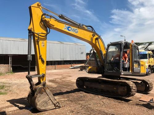 Excavadora Xcmg 140
