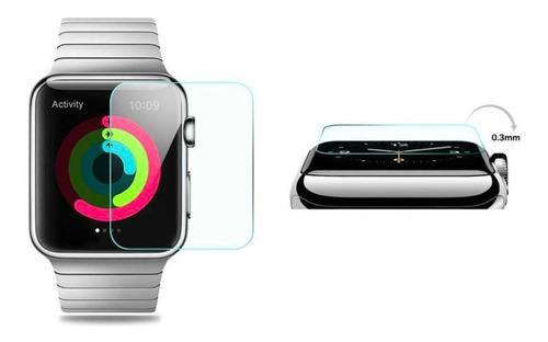 Vidrio Protector Templado Reloj Smart Watch Universal