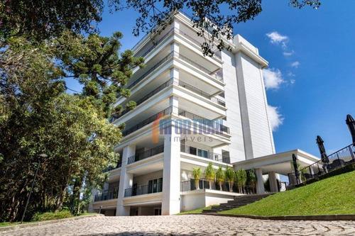 Apartamento Garden Com 4 Dormitórios Para Alugar, 886 M² Por R$ 29.000,00/mês - Mossunguê - Curitiba/pr - Gd0004