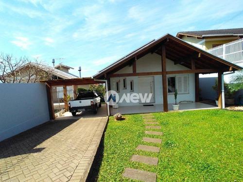 Imagem 1 de 22 de Casa Com 2 Dormitórios À Venda, 84 M² Por R$ 450.000,00 - Santo Antônio - Campo Bom/rs - Ca2104