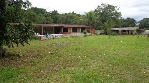 Ótima Chácara No Balneário Gaivota - Itanhaém 4625   Sanm