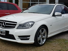 Mercedes-benz Clase C 250 Advance 1.8 At 2013