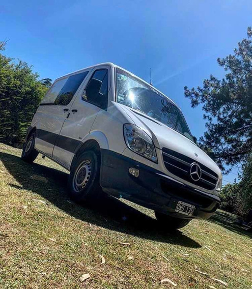 Mercedes-benz Sprinter 2.1 411 Street 116cv 3250 V2 Tn 2015