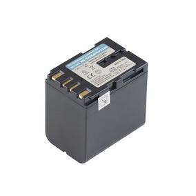 Bateria Para Filmadora Jvc Bn-v408-h Longa Duracao (3x)