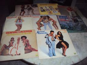 Kit / Lote 8 Discos Lp Genival Lacerda