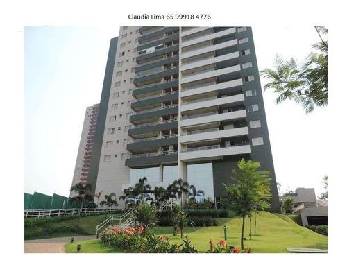 Imagem 1 de 7 de Apartamento - Padrão, Para Venda Em Cuiabá/mt - Imob81