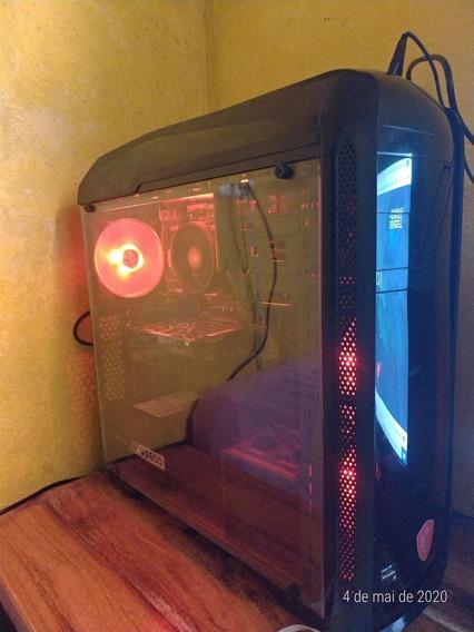 Computador Gamer Completo, Drr4 C/garantia E Nf