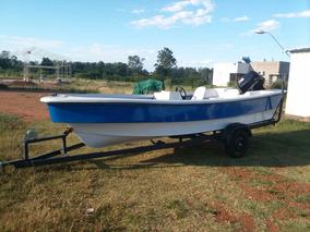 Lancha Pescadora Tracker 17 P
