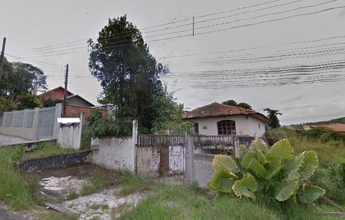 Terreno À Venda Com 494m² Por R$ 295.000,00 No Bairro Barreirinha - Curitiba / Pr - Ney-ca0084
