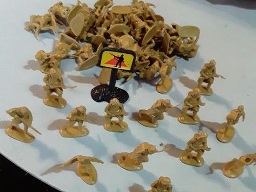 Soldaditos De Plástico Mini