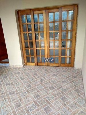 Sobrado Residencial À Venda, Saúde, São Paulo. - So0496