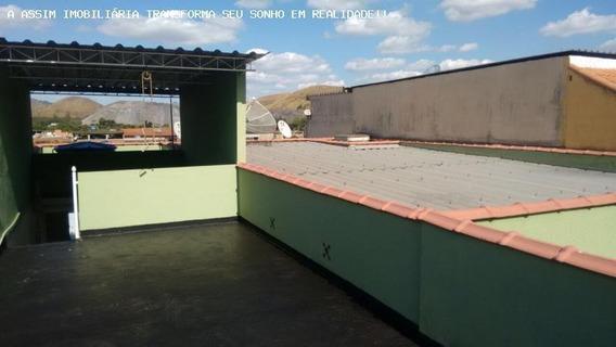 Casa Para Venda Em Volta Redonda, São Luis, 5 Dormitórios, 1 Suíte, 3 Banheiros, 3 Vagas - C111_1-801027