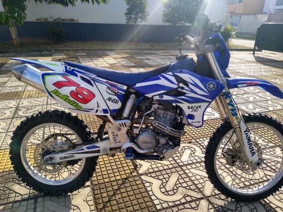 Wr 250f Yamaha - Moto Trilha Enduro Motocross ( Wrf 250 )