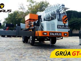 Grúa Taurus Gt6 Elevador Pluma 6 Tn