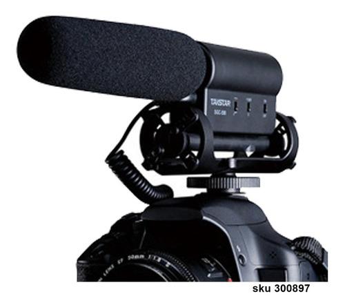Microfono Takstar Sgc598 Tpo Shot Gun Para Canon Sony + W01