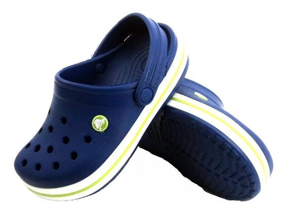 Suecos De Goma Crocs Crocband Cr10998405 Eezap