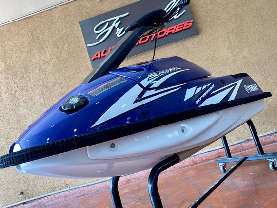 Yamaha Super Jet 701cc Muchos Accesorios Permuto