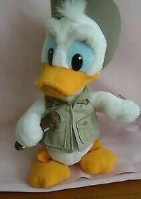 Amigo Do Mickey Safári, Donald Disney