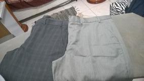 2 Calças Social + 1 Camisa Sport Fino Tng