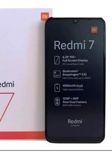 Xiaomi Redmi 7 32gb/64gb 4gb Ram 4000mah
