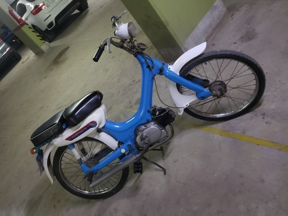 Honda 50 Clásica