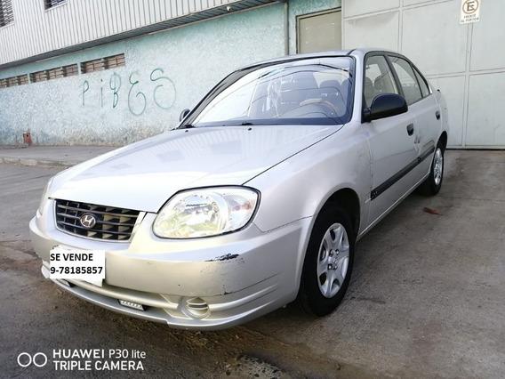 Venta Hyundai Accent 2005 - 1.5 Glps Crdi (excelente Estado)