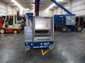 Montacargas Elevador Personal Genie Electrico 100 Lb Gr-12