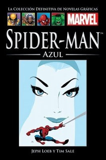 Marvel Salvat Vol.33 - Spider-man: Azul