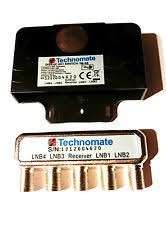 Switch Inglesa Technomate De Alto Desempenho 4x1 Tm-4s+4x1ds