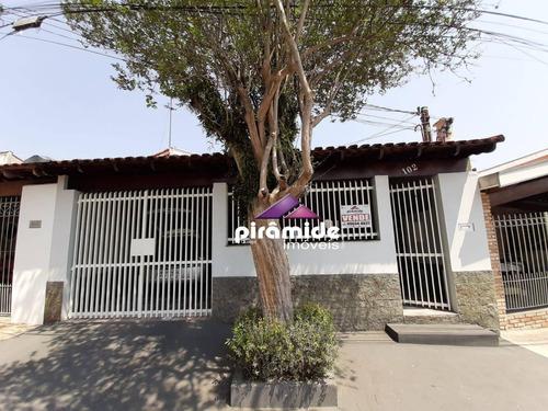 Casa À Venda, 152 M² Por R$ 350.000,00 - Conjunto Residencial Trinta E Um De Março - São José Dos Campos/sp - Ca5682