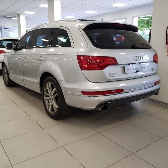 Audi Q7 3.0 Tfsi 333 Cv Quattro 4x4 2013