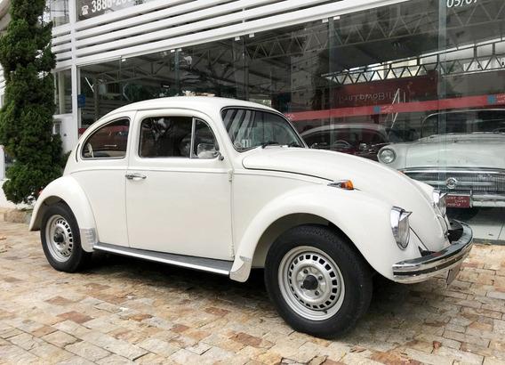 Volkswagen Fusca 1300l - 1977