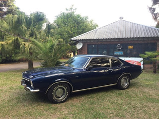 Ford Maverick V8 Video !!!