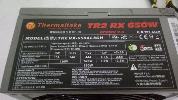 Fonte Thermaltake 650w Modular